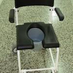 židle sprchová pojízdná