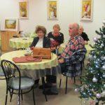 Vánoční posezení s písničkou - prosinec