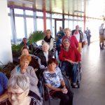 Vystoupení folklorní skupiny Máj ze západních Čech - září