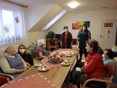 Vánoční besídka 1
