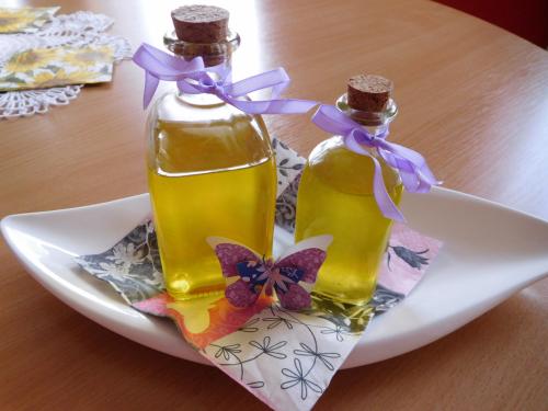 Šeříkový olej